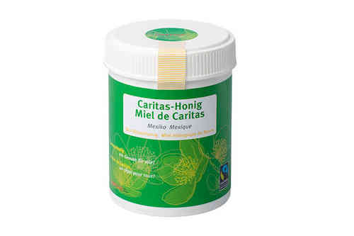 Caritas Miel: Mexique (500g)